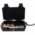 NAR Armadillo Medication Storage Case Black/black thumbnail