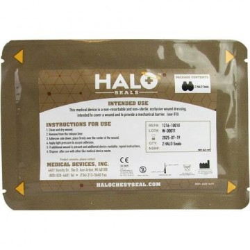 HALO Chest Seal IFAK
