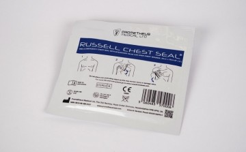 Russell Chest Seal® fra Prometheus Medical Ltd.