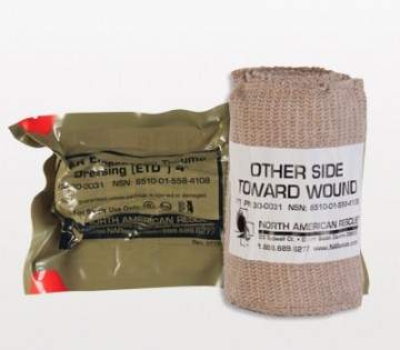 NAR Emergency Trauma Dressing 10 cm